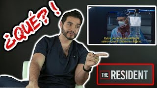 DOCTOR REACCIONA A SERIES MÉDICAS | THE RESIDENT | DOCTOR VIC