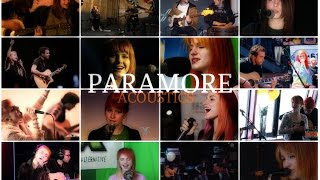 Paramore: Acoustic [Full Album] + Lyrics + Subtítulos en Español