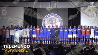 Cruz Azul intentará ganar la liga como los equipos ricos de Europa   Liga MX   Telemundo Deportes