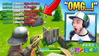 You've *NEVER* seen Fortnite like THIS!