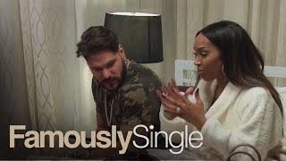 Ronnie Ortiz-Magro Finds Out Malika Haqq