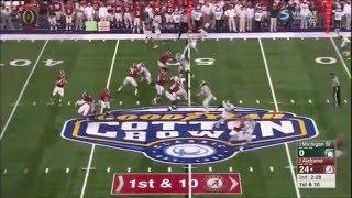 Alabama vs Cowherd, Klatt, and Travis