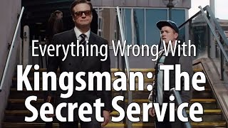 Everything Wrong With Kingsman: The Secret Service -Deja Vu