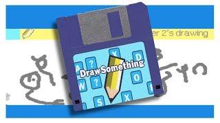 If DrawSomething were an old pc game - By www.squirrel-monkey.com