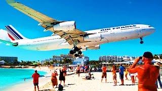 Die 10 Gefährlichsten Flughäfen !