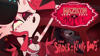 "HAZBIN HOTEL -(CLIP)- ""The Spider in the KinkyBoots"""