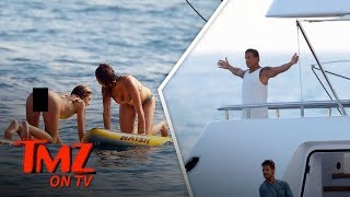 Sylvester Stallone And His Super Hot Family On A Yacht! | TMZ TV