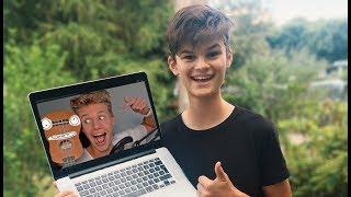 CONCRAFTER lobt mich in SEINEM VIDEO! | Oskar