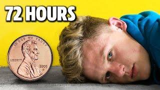 I Survived On $0.01 For 3 Days - Episode 1