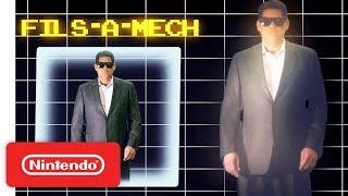 Reggie Fils-A-Mech - Announcing Nintendo @ E3 2014