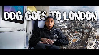 DDG FIRST TIME IN LONDON!! **HILARIOUS**