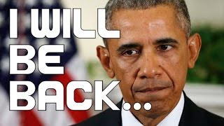 Barack Obama will be Back | Obama is not done yet | Obama is the  ANTI CHRIST (2017)