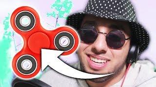 YouTuber die FIDGET SPINNER für KLICKS ausnutzen