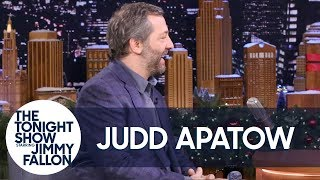 Young Judd Apatow