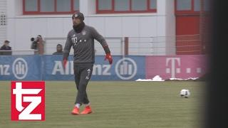 FC Bayern vs. Schalke 04: Thiago und Vidal fit für das Duell gegen die Knappen