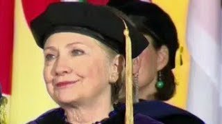 Hillary Clinton commencement speech at wellesley college SLAMS Trump 5/26/2017 video