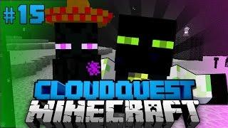 WENN FREUNDE sich TREFFEN?! - Minecraft Cloudquest #15 [Deutsch/HD]
