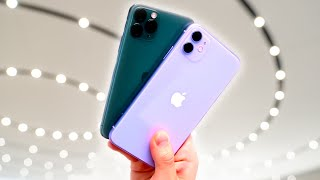 iPhone 11 vs 11 Pro - Apple Didn