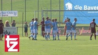 TSV 1860 München gegen SV Heimstetten: Die Highlights des Testspiels