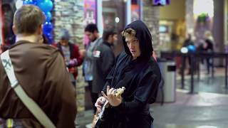 Jedi Vs Sith Guitar Battle