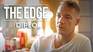 Diplo - Set Me Free   Inside The Music Video   The Edge