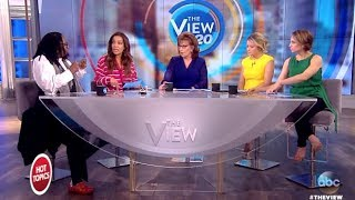 Republican Candidate Assaults Member Of The Press - The View