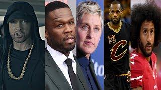 Celebrities React To Eminem
