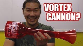 Yard Long Margarita Vortex Cannon ft. Sarah Petkus   Sufficiently Advanced
