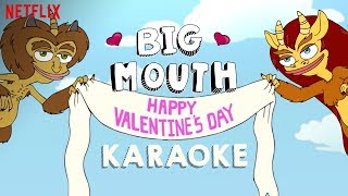 Big Mouth | My Furry Valentine Sing-Along | Netflix