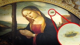 5 Secret Codes Hidden in Famous Paintings!