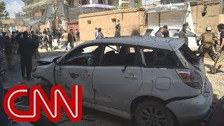 Dozens killed in Kabul suicide blast