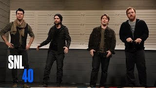 Police Line Up - Saturday Night Live