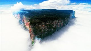 Top 10 Mysterious Lost Worlds On Earth