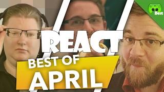 REACT: BEST OF APRIL 2017 🎮 PietSmiet React #18