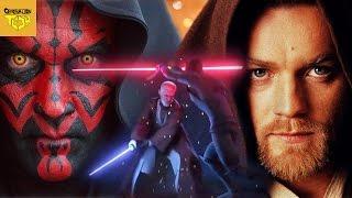 Why OBI WAN Beats DARTH MAUL | Twin Suns Tatooine Episode
