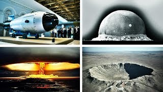 5 Biggest Atomic Explosions Ever On Earth!