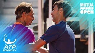 Nadal, Thiem reach final | Mutua Madrid Open 2017 Highlights Day 7