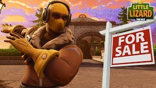 RAPTOR QUITS THE SQUAD!- Fortnite Short Film