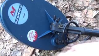 Ищу самородки металлоискателем eureka gold!!! - funny videos.