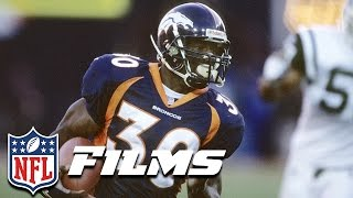 #4 Terrell Davis   NFL Films   Top 10 Players Not in the Hall of Fame