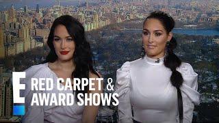 "Nikki Bella Talks Romance Rumors With ""DWTS"" Pro Artem   E! Red Carpet & Award Shows"
