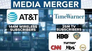 AT&T-Time Warner merger will change media landscape