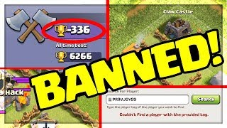 STRANGEST VILLAGES - BANNED in Clash of Clans!