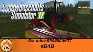 LS17 - Windsbach #048 | Der dritte GRASSCHNITT | Let