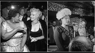 Marilyn Monroes Star Was Soaring When She Changed Ella Fitzgeralds Life With A Single Phone Call