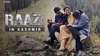 Raazi in Kashmir   Alia Bhatt   Vicky Kaushal   Meghna Gulzar   11 May 2018