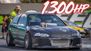 1300HP AWD Honda Breaks 7