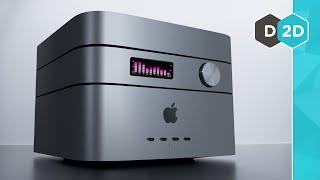 Apple's Modular Mac Pro