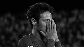 Neymar entschuldigt sich bei Cavani !