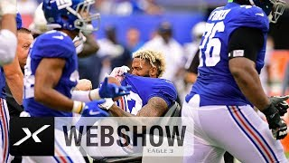 Die New York Giants in der Krise - muss Eli Manning weg?   NFL   Hail Mary 41   Daniel Herzog   SPOX